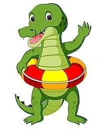 Afbeelding van  (See you later) Alligator